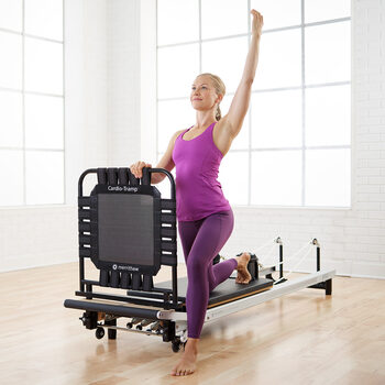 At Home SPX® Reformer Cardio Package with Digital Workouts by Merrithew™/STOTT PILATES®