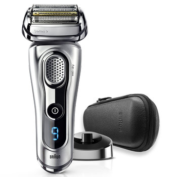 Braun Series 9 9260PS Men's Electric Wet & Dry Foil Shaver with Charging Stand
