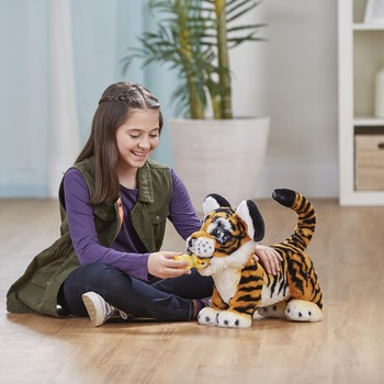 FurReal Roarin' Tyler The Playful Animated Tiger (4+ Years)