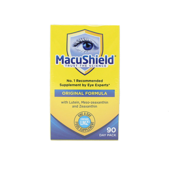 MacuShield Capsules, 90 Pack