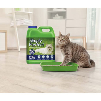 Simply Purrfect Cat Litter, 15.9kg