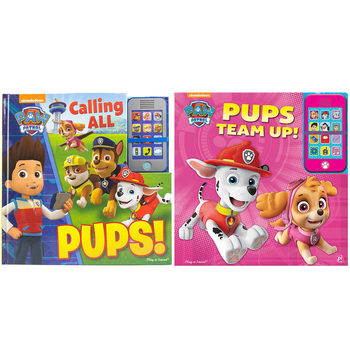 Paw Patrol Play-a-Sound Assortment