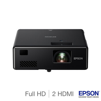 Epson EF-11 Full HD Short Throw Laser Projector