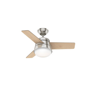 Hunter Finley 3 Blade (91cm) Indoor Ceiling Fan with Lights