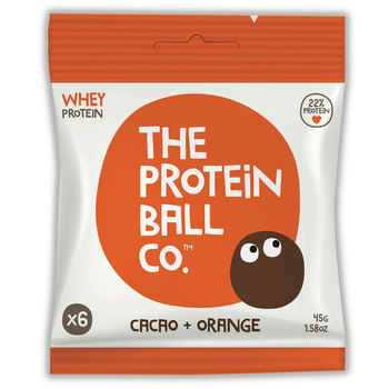 The Protein Ball Co. Cocoa & Orange, 20x45g