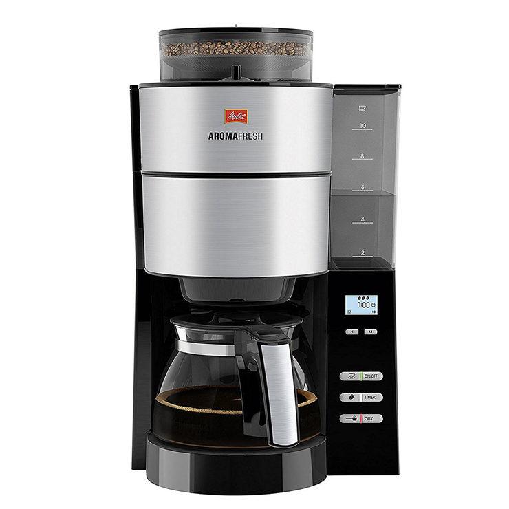 Melitta Aromafresh Grind Brew Filter Coffee Machine Costco Uk
