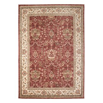 Empire Amber Tabriz Bordered Rug in 2 Sizes