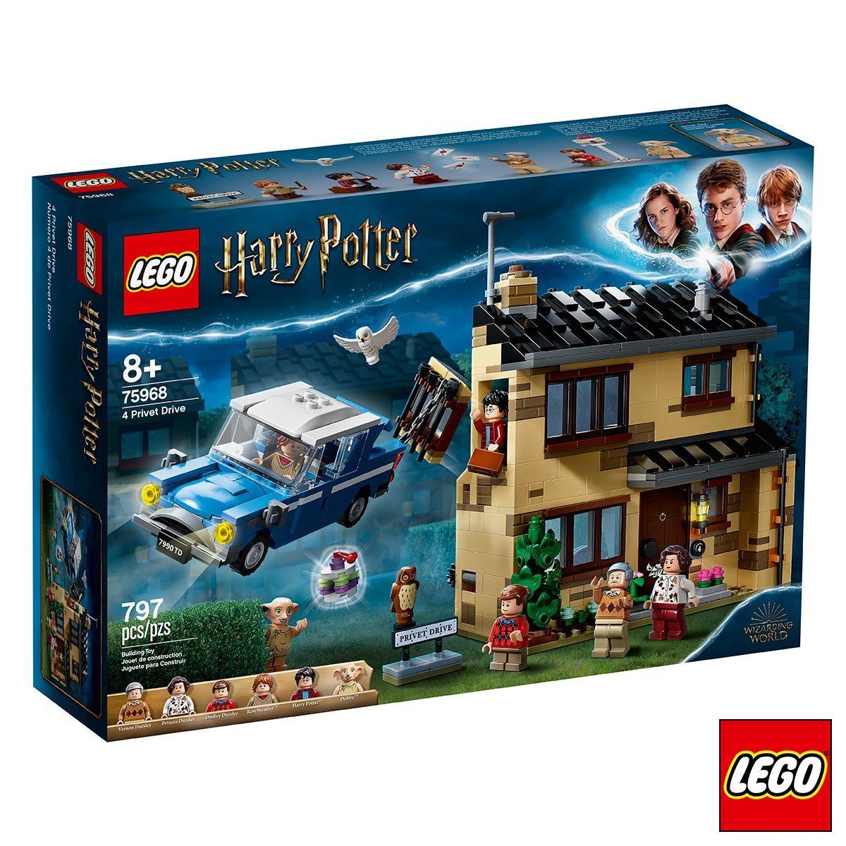 Harry Potter 4 Pack House Hand Cream Set 120g