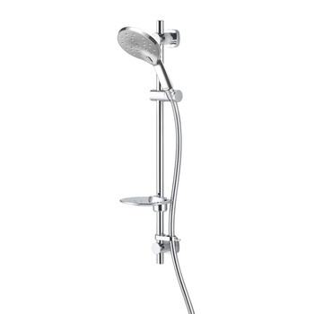Methvhen Kaha Satinjet Shower with Easy Fit Kit, Model EKIT08-KH