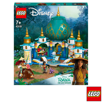 LEGO Disney Princess Raya's Palace - Model 43181 (7+ Years)