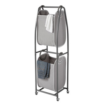 Neatfreak Vertical Laundry Sorter with Casters
