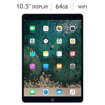 2017 Apple iPad Pro, 10.5 Inch, 64GB with Built-in Wifi in 4 Colours