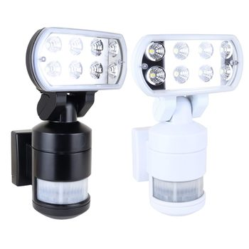 NightWatcher NW525 Robotic LED Security Light in 2 Colours