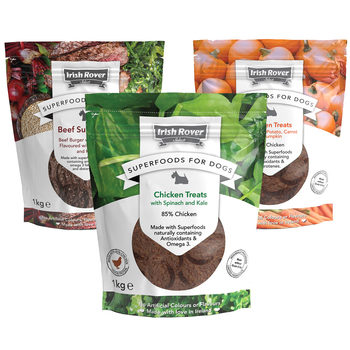 Irish Rover Superfood Mix in 3 Flavours, 1kg