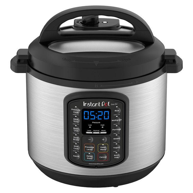 Instant Pot Duo 6 SV 5.7L Multi-Use Pressure Cooker | Costco UK
