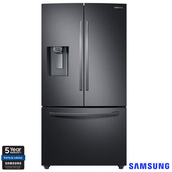 Samsung RF23R62E3B1/EU, Multidoor Fridge Freezer F Rated in Black