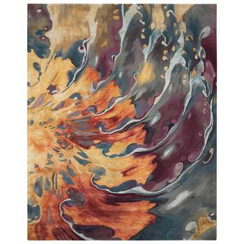 Prismatic Fiery Sensation Rug in 2 Sizes