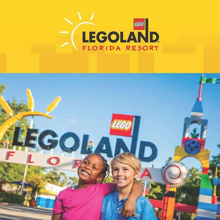 LEGOLAND Florida Resort 1-Day Admission E-ticket | Costco UK