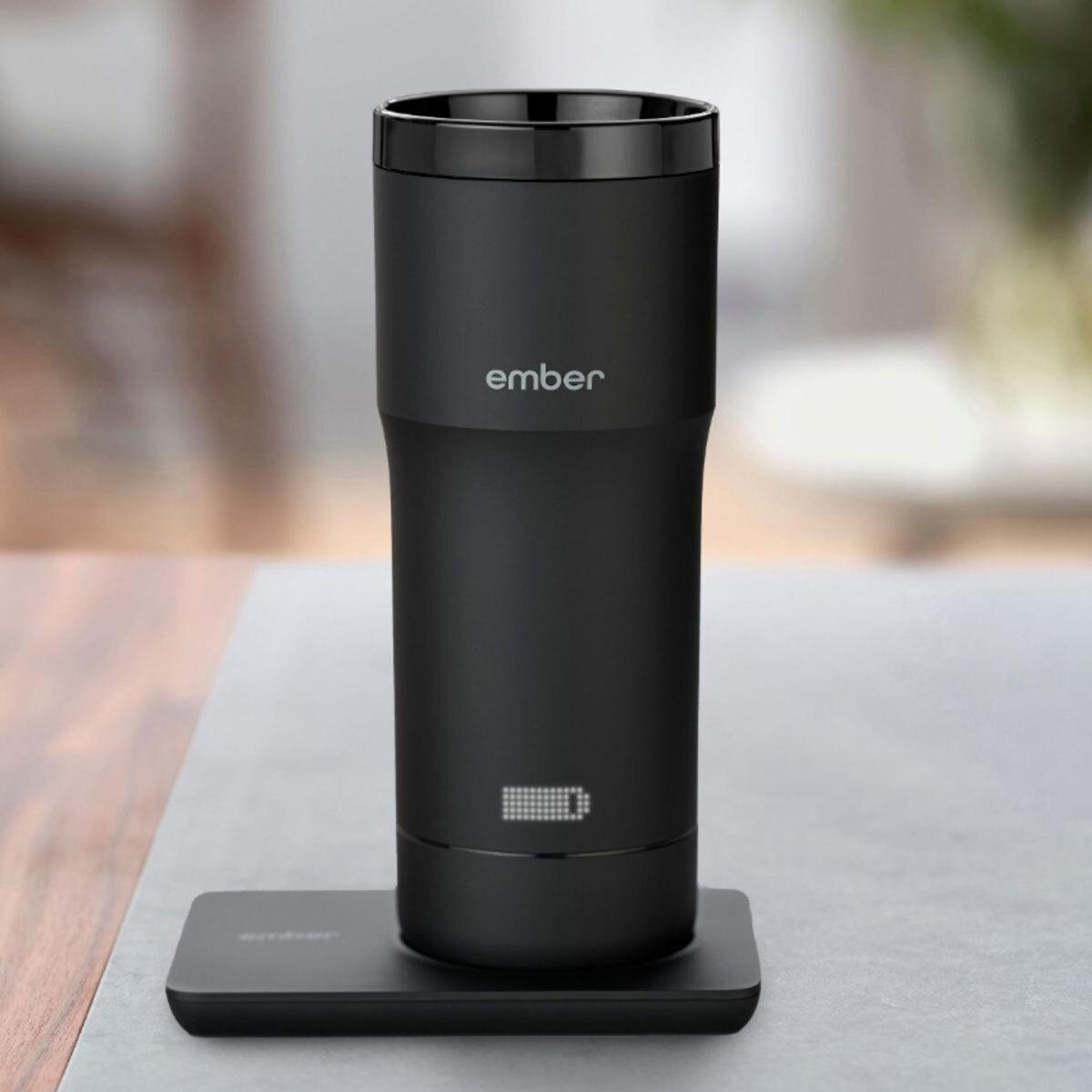 Ember Temperature Control Travel Mug Black Costco Uk