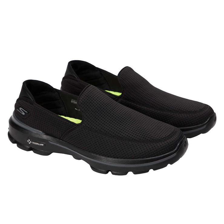 4cb81ca073c03 Skechers GOwalk 3 Unfold Men's Shoes Available in 2 Colours and 6 Sizes