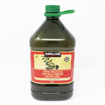 Kirkland Signature 100% Spanish Extra Virgin Olive Oil, 3L