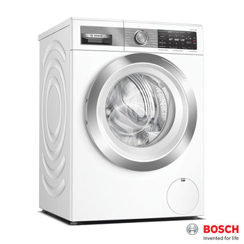 Bosch WAX32GH1GB, 10kg, 1600rpm Home Connect Washing Machine A+++ Rating in White
