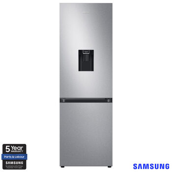 Samsung RB34T632ESA/EU, Fridge Freezer E Rated in Silver