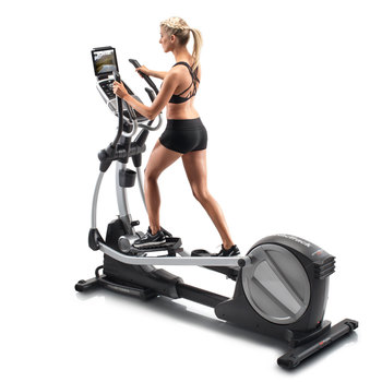 Installed Nordic Track SE7i Elliptical with iFit Coach Subscription