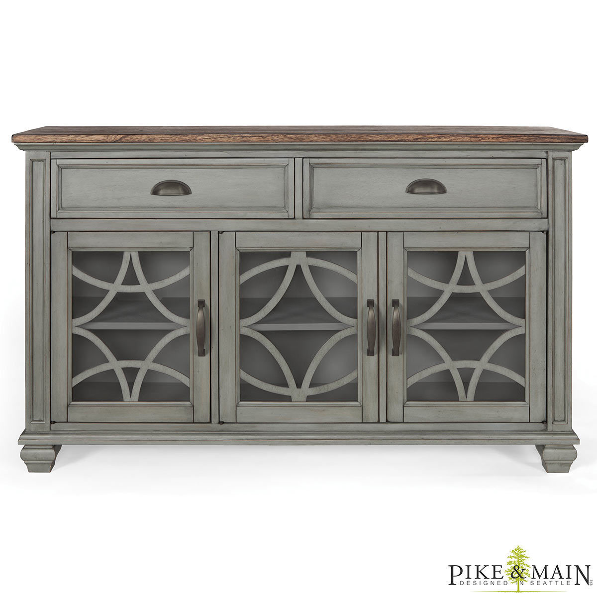 huge selection of a76fa 0b850 Pike & Main Ginny Grey Sideboard | Costco UK