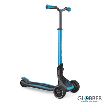 Globber Ultimum Scooter in Sky Blue (5+ Years)
