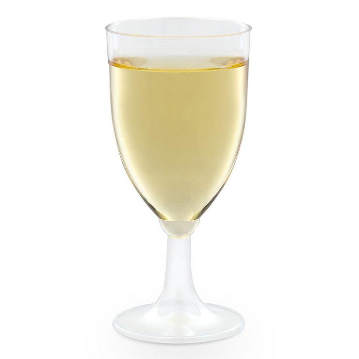 Argentia Ridge 76oz 225ml Disposable Wine Glasses 192 Pack