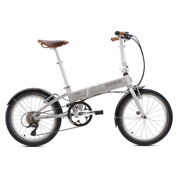 "Bickerton Argent 20"" (50cm) 1909 Country Folding Adult Bike"