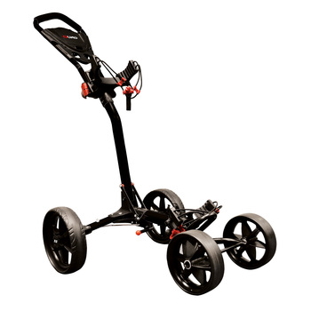 EZEGLIDE Compact Quad Golf Trolley