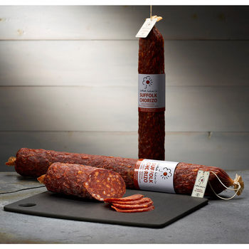 Suffolk Salami Co Chorizo, 1kg (Serves 10-14 people)