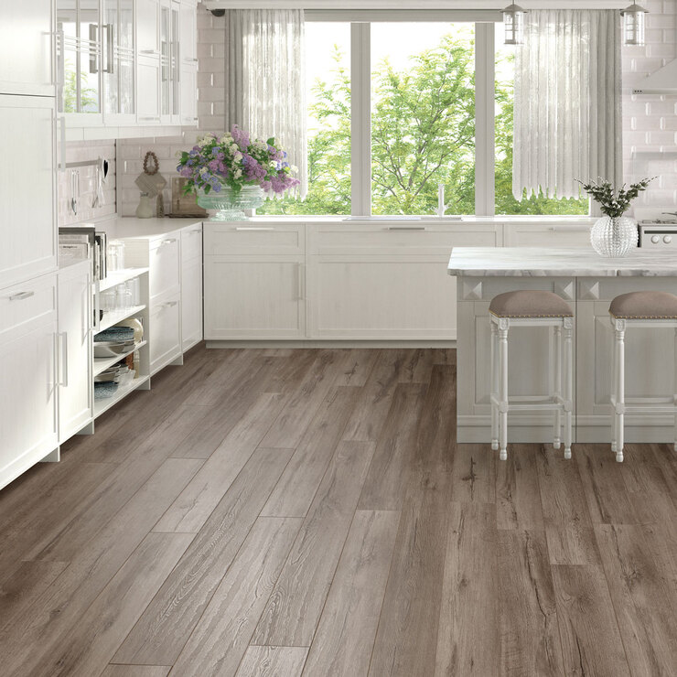Golden Select Urban Grey Oak Splash, Golden Oak Laminate Flooring Costco