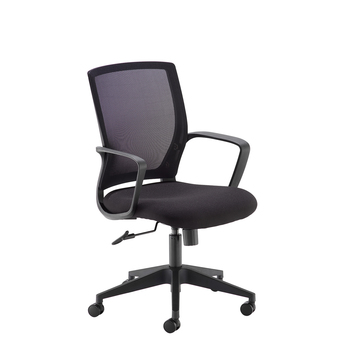Dams Jonas Mesh Back Operator Office Chair