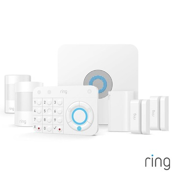 Ring 7 Piece Alarm in 4 Bundle Options