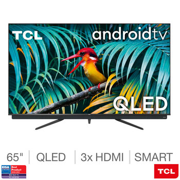 TCL 65C815K 65 Inch QLED 4K Ultra HD Android TV