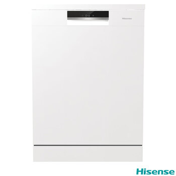 Hisense HS661C60WUK, 16 Place Settings Dishwasher A+++ Rating in White