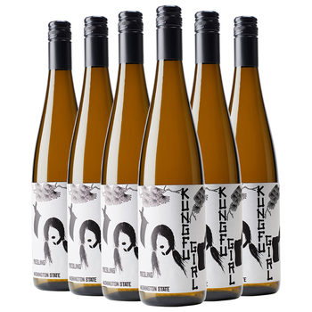 Kung Fu Girl Riesling Washington State 2017, 6 x 75cl