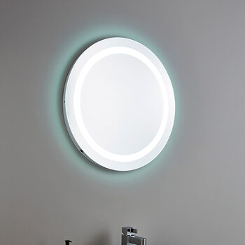 SPA Nyx Round 12W LED Mirror, 60 x 3.5 cm