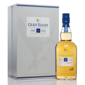 Glen Elgin 18 Year Old Single Malt Scotch Whisky: Special Release 2017, 70cl