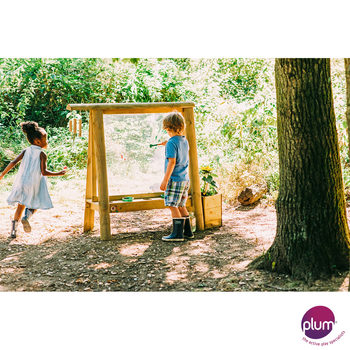 Plum Discovery Create and Paint Outdoor Easel (3+ Years)