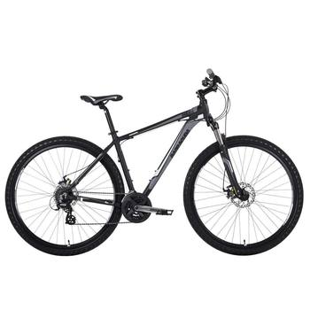 Barracuda Draco 4, 29er Hardtail Mountain Bike, Grey/Black in 3 Sizes