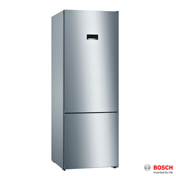 Bosch KGN49XLEA, XXL Fridge Freezer A++ Rating in Inox