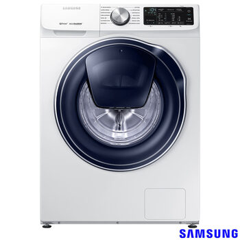 Samsung WW90M645OPW/EU, 9kg, 1400rpm QuickDrive Washing Machine A+++ Rating in White