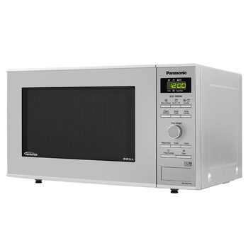Panasonic NN-GD37HSBPQ, 23L Grill Microwave in Silver