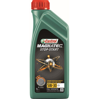 Castrol Magnatec 5w30 C3 Engine Oil, 1 Litre - 2 Packs (2 Litres)