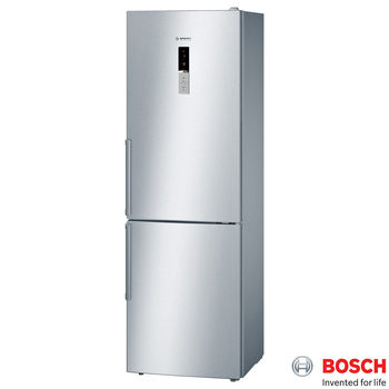 Bosch KGN36HI32, Fridge Freezer A++ Rating in Stainless Steel