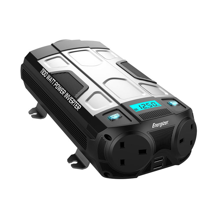 Godt Energizer® 12V to 230V 1100W Power Inverter - Model 50612 GZ24